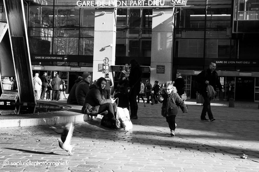 12 photographes s'inspirent – Janvier 2014 – L'école de la rue