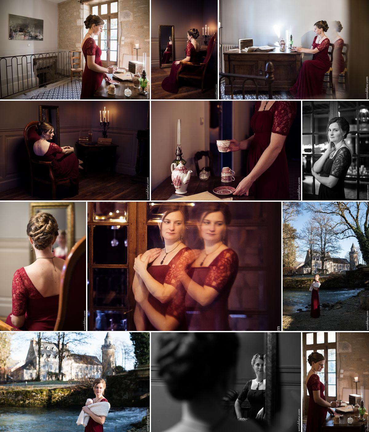 Séance photo Dijon - Femme