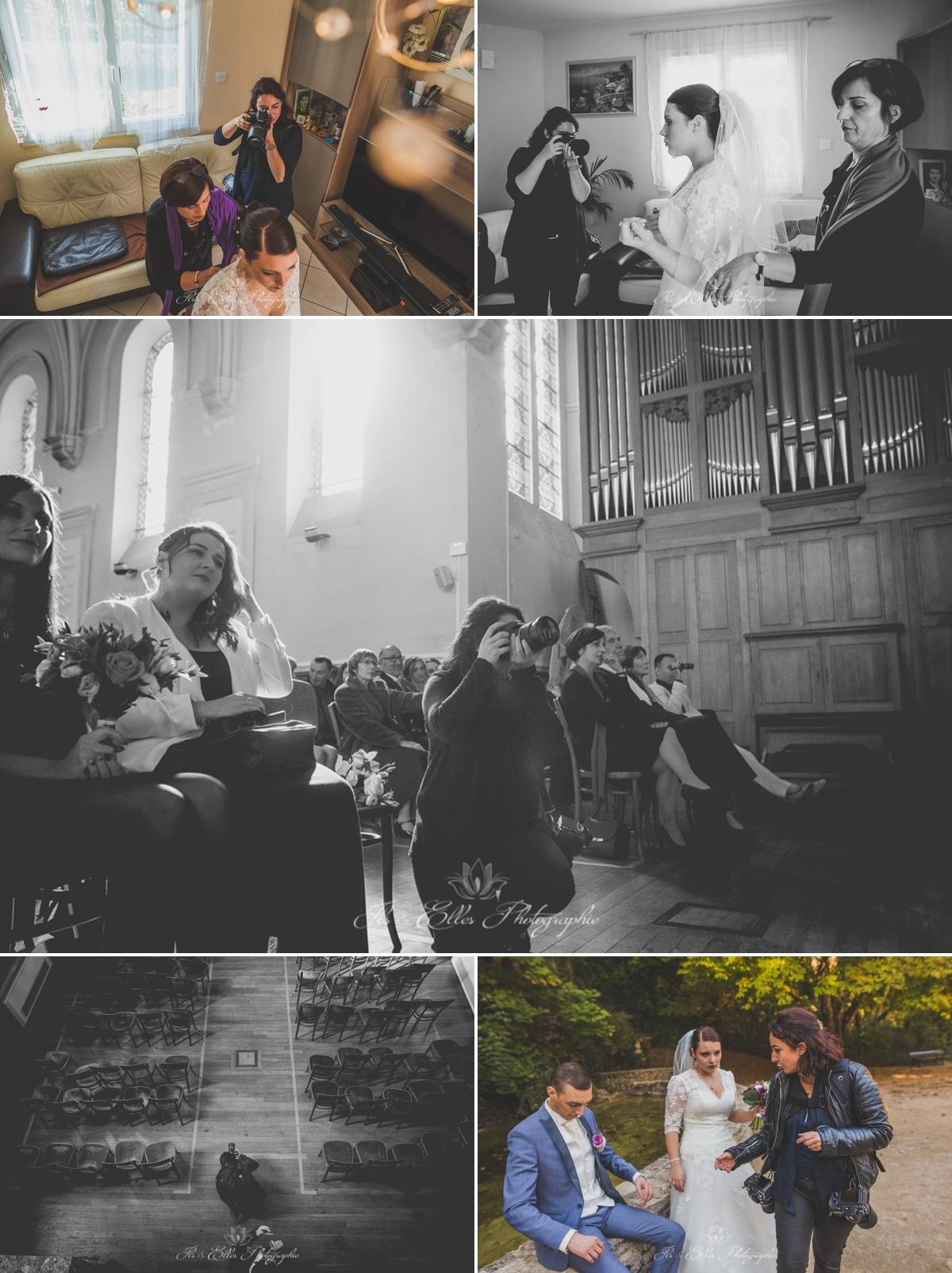backstage-photographe de mariage - Dijon