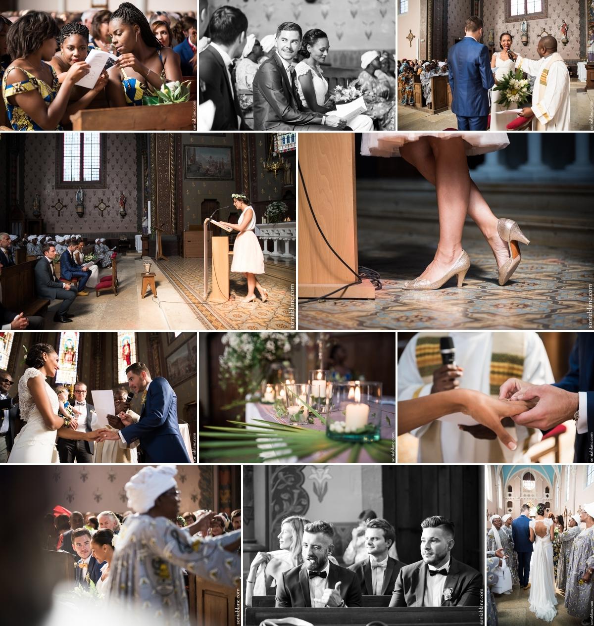8. mariage à l'église - chevigny-saint-sauveur - 21