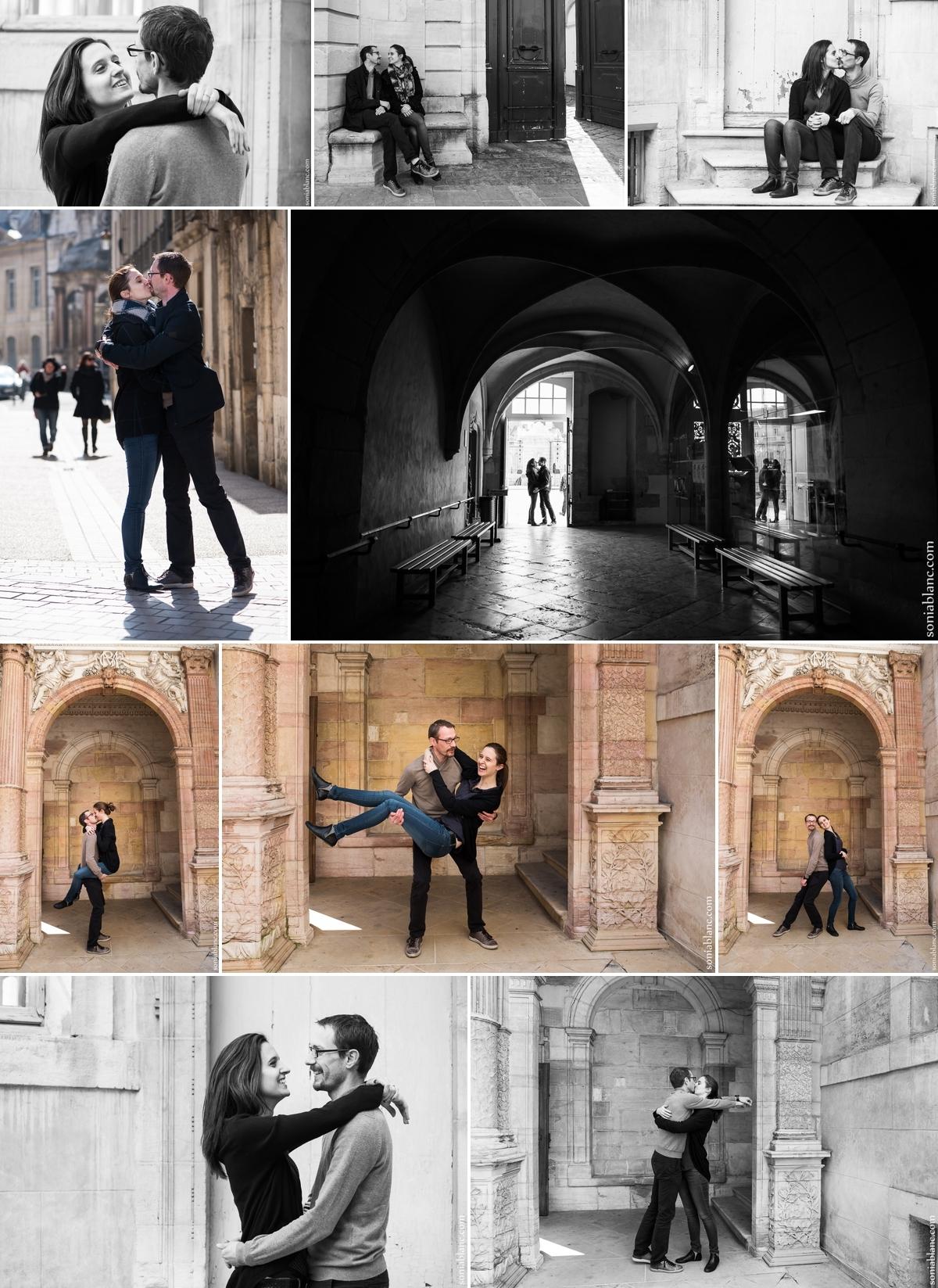 Seance photo couple - Dijon