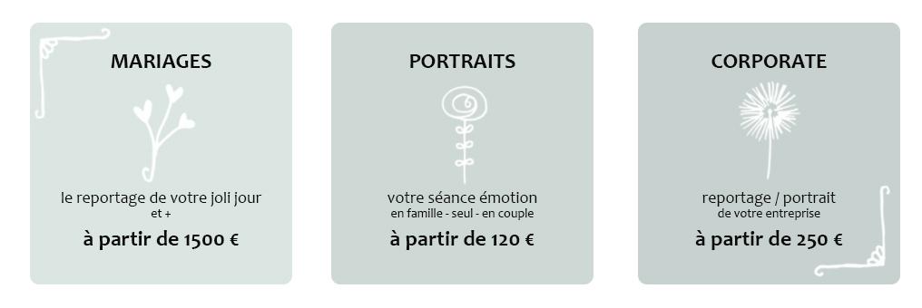 tarifs portrait mariage photographe dijon bourgogne france