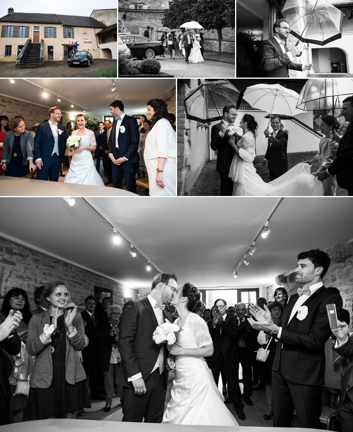 Mariage à Auxey-Duresses - Côte de Beaune - Bourgogne - Sonia Blanc photographe