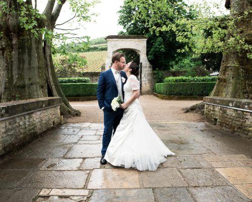 Mariage au Château de Santenay en Bourgogne – AS & JB