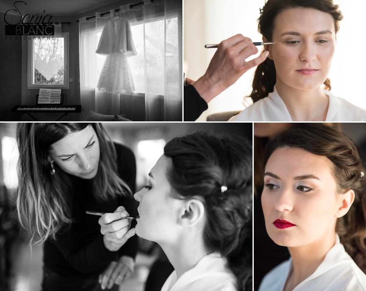 5 - Preparatifs - mariage à rennes - Bretagne - manoir de la begaudiere - sonia blanc photographe