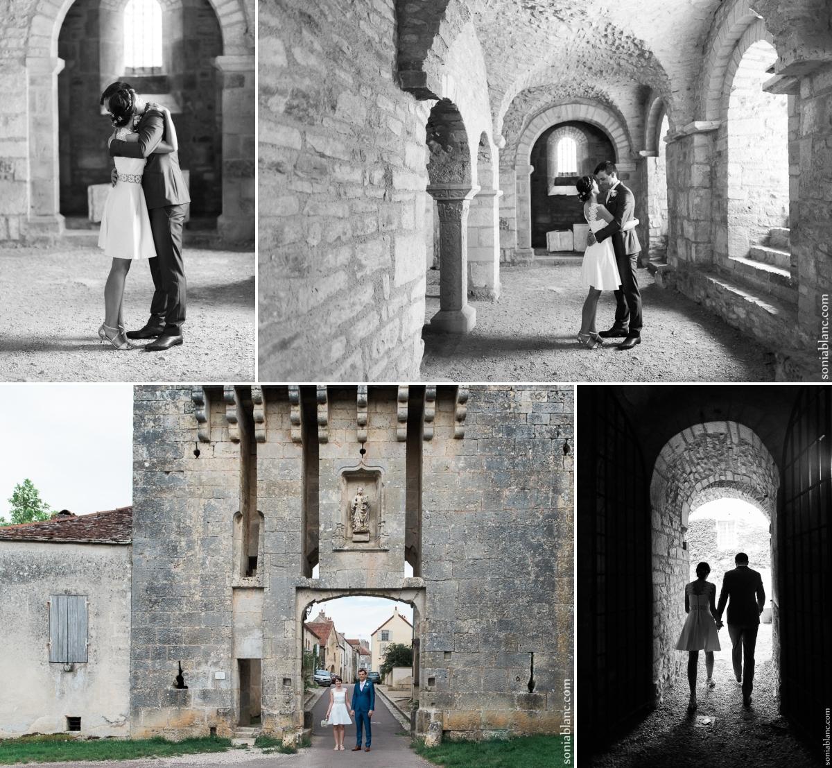 7. Mariage à Flavigny sur Ozerain - château de Thenissey - bourgogne - photographe de mariage