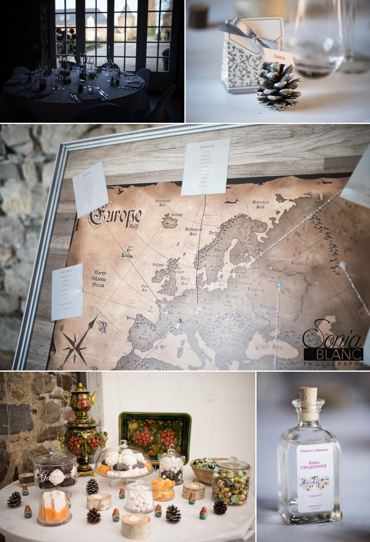 94 - vin d'honneur - mariage à rennes - Bretagne - manoir de la begaudiere - sonia blanc photographe