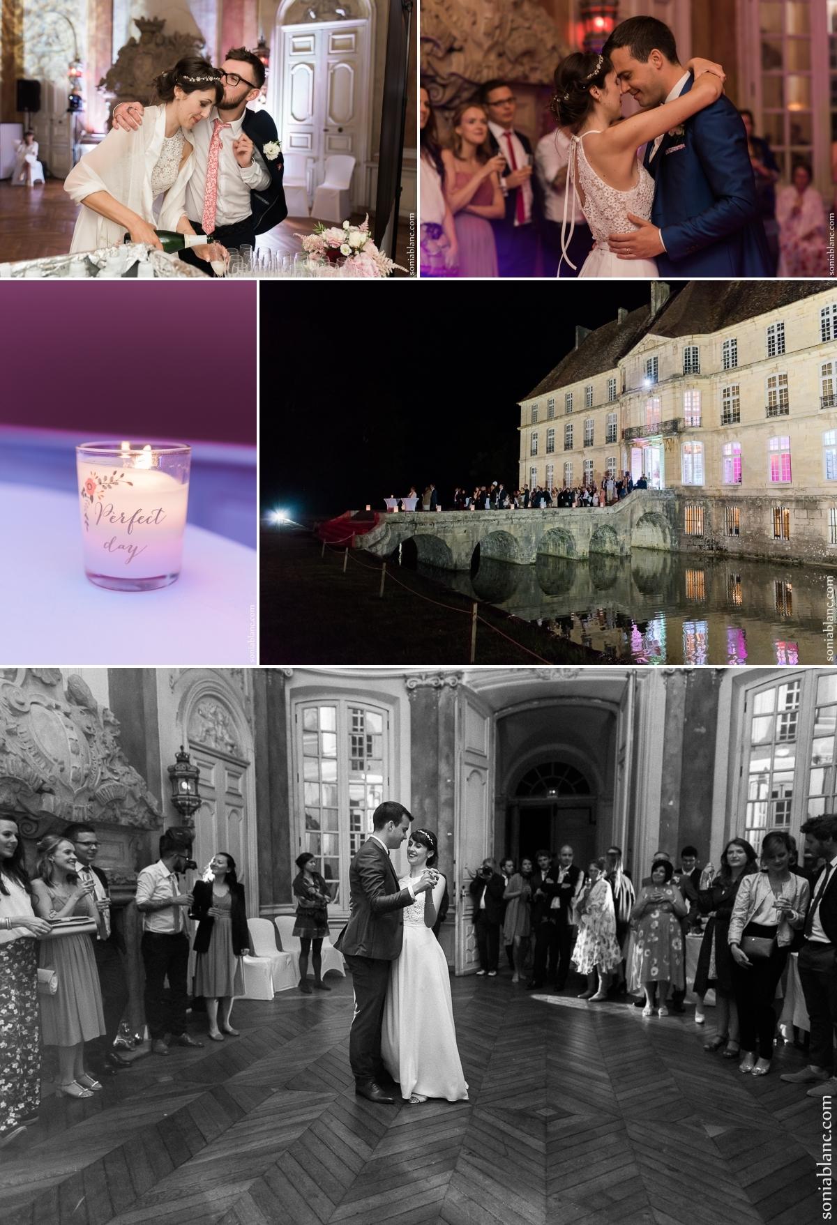 96. soirée - Mariage à Flavigny sur Ozerain - château de Thenissey - bourgogne