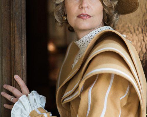 Portrait de femme – Inspiration Adèle Blanc-Sec – Montbard – Bourgogne