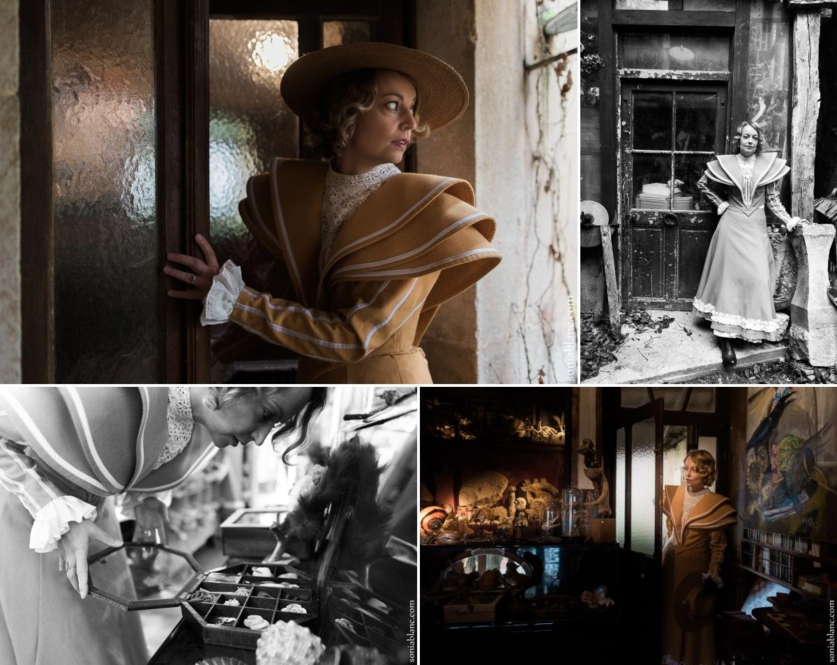 seance photo de femme - montbard - bourgogne