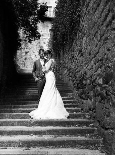 Maison Févret – Semur en Auxois – Mariage de Valérie et Louis-Marie