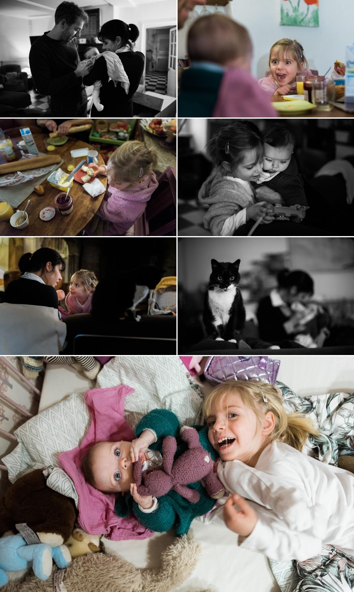 reportage photo famille dijon