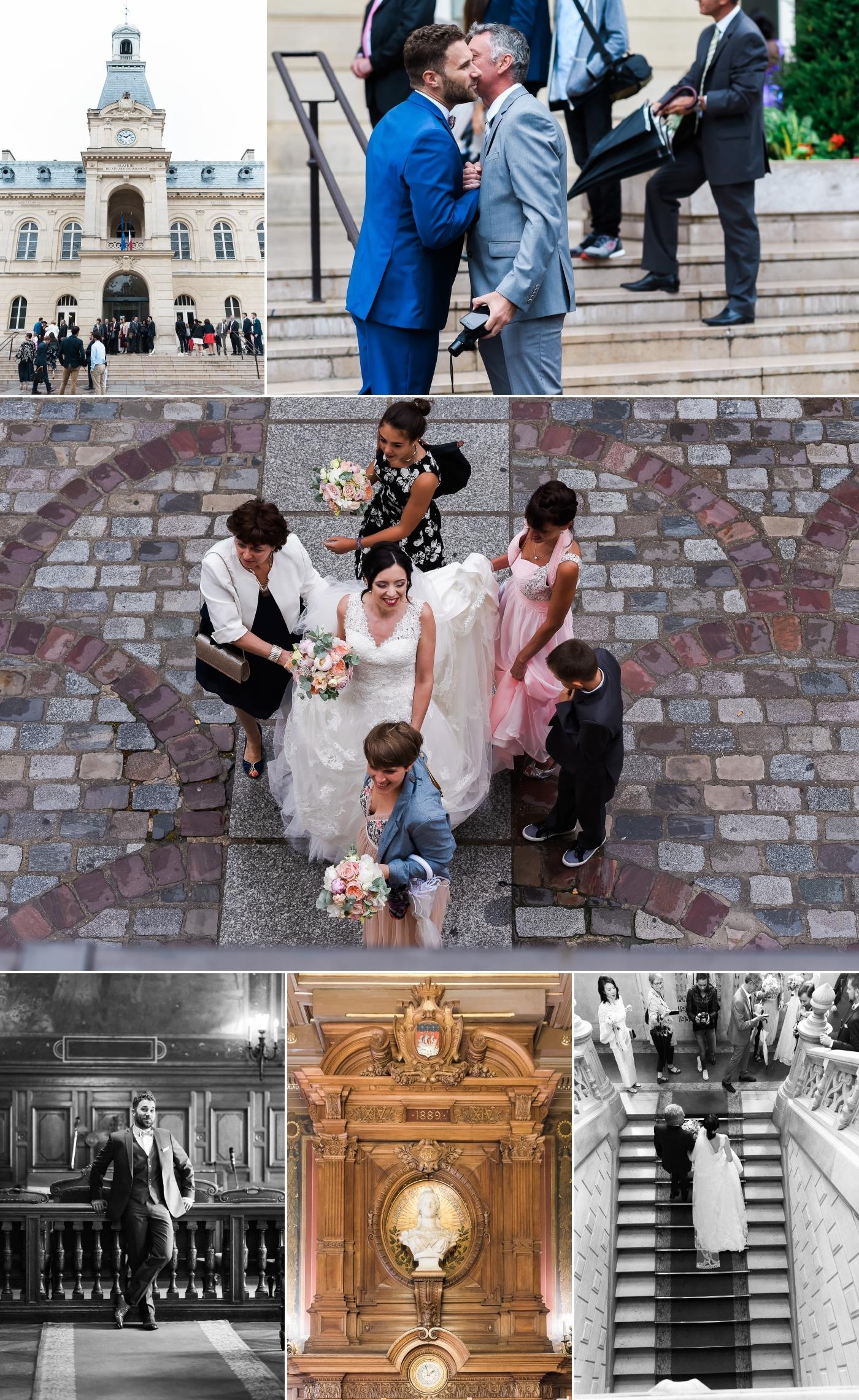 Mariage Mairie Paris