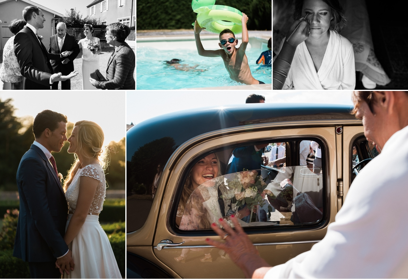 Reportage photo mariage - Dijon Beaune - Bourgogne