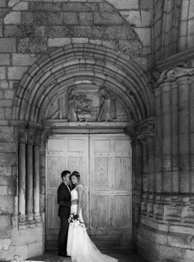 Mariage en Bourgogne - thème cinéma